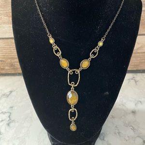 Lia Sophia Necklace/Earrings